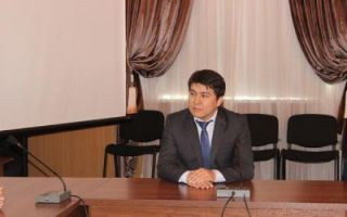 New Deputy Minister of Economy of Kyrgyzstan named