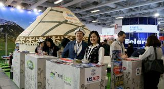 Kyrgyzstan participates in Berlin Tourism Exhibition