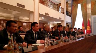 First meeting of Council of Heads of Border Regions of Kyrgyzstan and Uzbekistan kicks off in Fergana