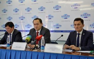 Domestic foreign exchange market in Kyrgyzstan remains stable