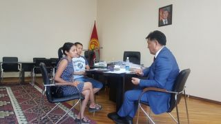 More than 300 people in Kyrgyzstan offered free hemodialysis since May 2016