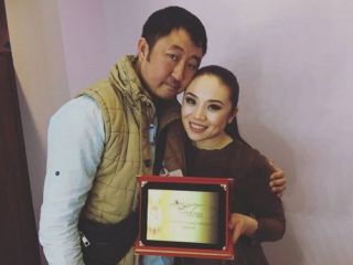 Kyrgyz singer Jeedesh Idirisova wins Turkvizyon international song contest