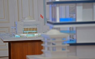 President Atambayev requires to complete rehabilitation of State Historical Museum by 2016
