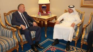 Minister of Emergency Situations and Qatar Prime Minister discuss training of rescuers