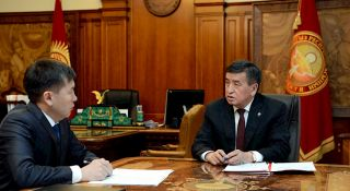 President instructs Security Services to complete all resonant criminal cases on corruption