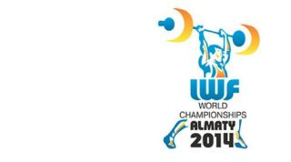 Kyrgyzstani athlete ranks 32nd at 2014 IWF World Championships in Almaty