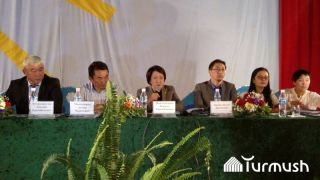 Cholpon-Ata hosts meeting of regional office on preparation for presidential election