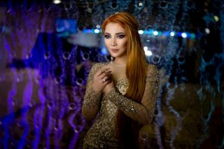 Kyrgyz TV host will become presenter of fashion show in Pierre Cardin fashion house in France