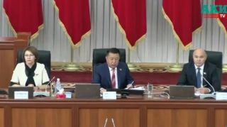 Kyrgyzstan's Parliament to decide on new Government
