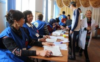 2017 presidential election: No changes in official number of candidates for president of Kyrgyzstan