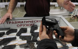 7,618 traumatic weapons in possession of Kyrgyz citizens – Interior Ministry