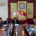 Health ministers of Kyrgyzstan and Iran discuss cooperation issues
