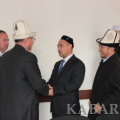 Islamic Association of China interested in cooperation with Kyrgyzstan in halal industry