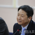 Deputy Director of Development Research Center of the State Council of China told in Bishkek main aspects of economic policy in