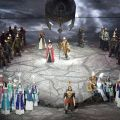 Opera of Manas epic shown in Beijing in Chinese