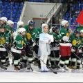 Kyrgyz team gains second victory in penalty shootouts in Eurasia Hockey Cup