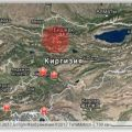 3-magnitude earthquake jolts Kyrgyzstan