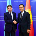 Kazakh PM's statement on results of negotiations with Kyrgyzstan delegation
