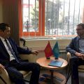 WHO will assist Kyrgyzstan in implementing e-health