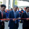 Modernization of Bishkek Thermal Power Plant completes in Kyrgyzstan
